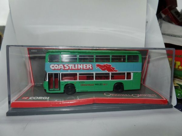 Corgi OOC 43004 Leyland Olympian Bus Keighley & District Weatherby  MIMB